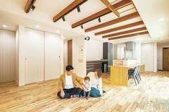 合理的な設計と高性能で、子どもの未来の暮らしを守る