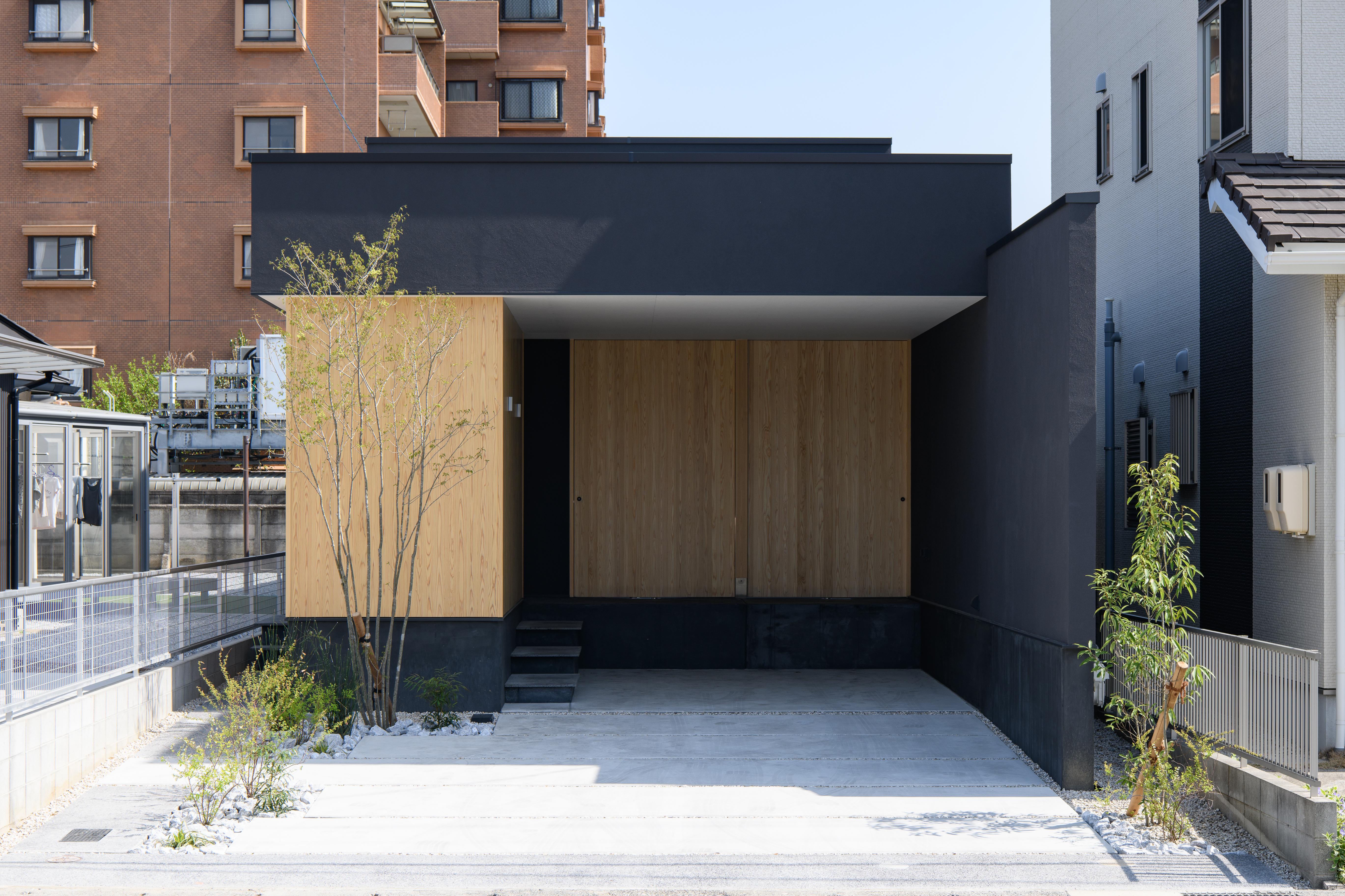 建築家深瀬先生が設計したモデルハウスをご案内!
