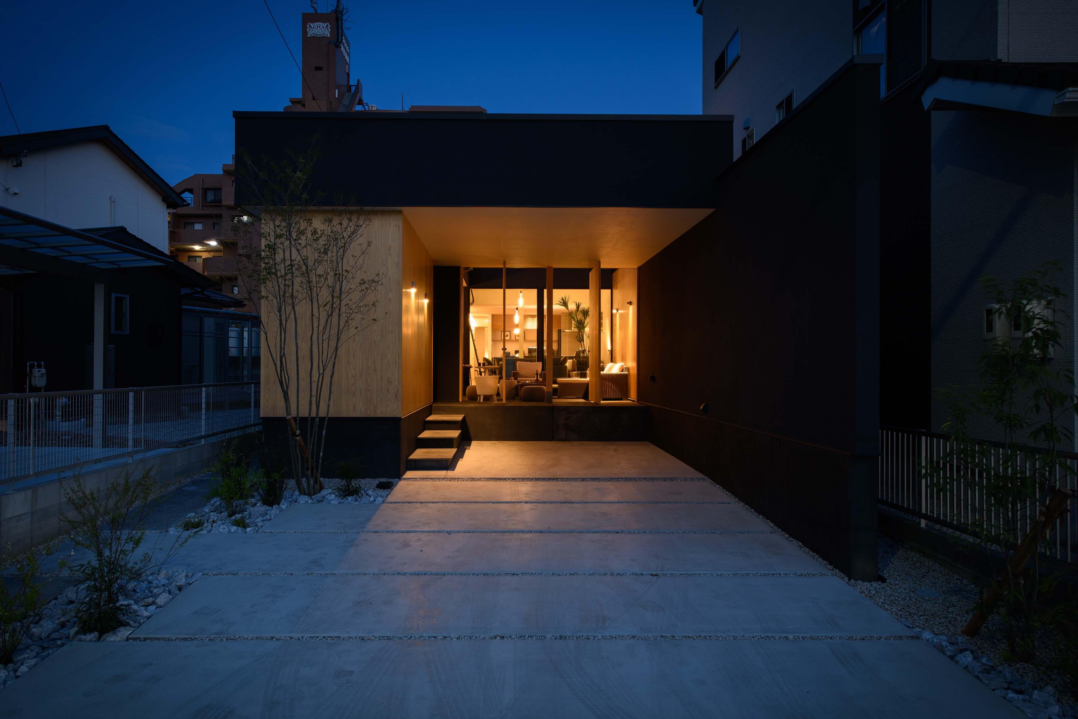 夜だからこそ分かる建築家の魅力