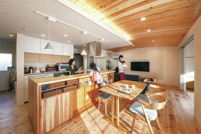 内田建設【建築家とのコラボで、デザイン性と安全性をプラス】