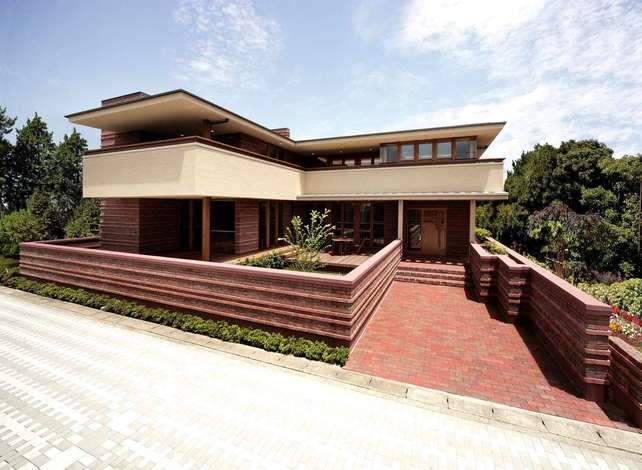 F.L.ライトの建築思想を継承する「オーガニックハウス」を提案