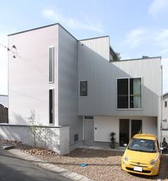 【分譲販売中!】唯一無二の新築建売住宅「多層空間の家」限定1棟@鴨江1丁目