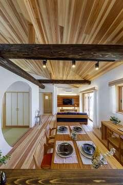 『平屋の家』モデルハウス見学会@豊田市保見町