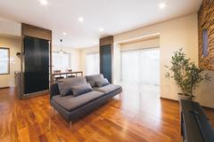 家中どこでも陽だまりのように暖かい省エネ健康住宅