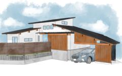 「ビルトインガレージのある家」新築完成見学会