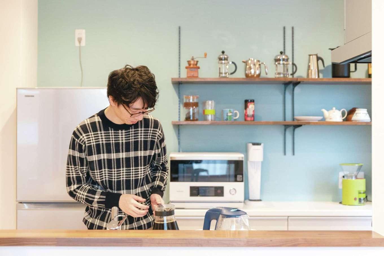 R+house沼津(HOUSE PLAN)【狭小住宅、平屋、インテリア】雑貨店勤務の経験を持つご主人が選んだグッズやこだわりが室内に光る
