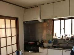 部屋ごとに置かれていたキッチンスペース