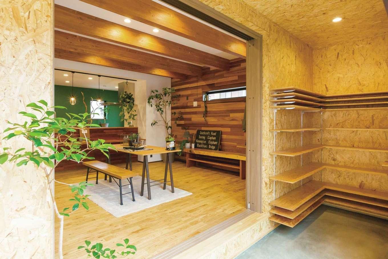 タツミハウジング【デザイン住宅、狭小住宅、間取り】木造の3階建てでも耐震性と強度は十分に確保
