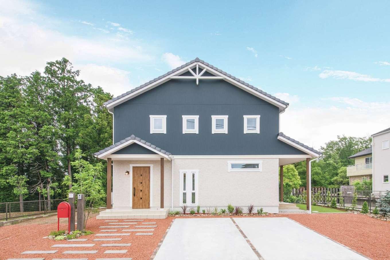 小幡建設【デザイン住宅、子育て、省エネ】「掃除が大変になるから」とベランダはあえてナシに