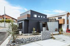 暮らしやすさを突き詰めた、ハイグレードなデザイン住宅