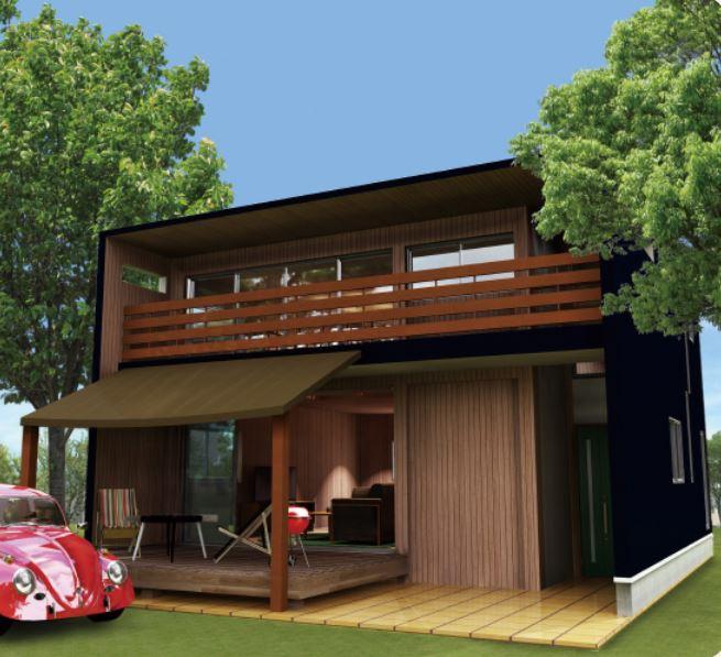 【 家ときどき別荘! 】\\1000万円台で叶える//  性能も価格も私らしい暮らし。