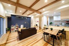 快適さと暮らしやすさにこだわったSW工法の家
