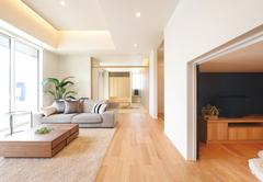 タテの空間提案で10年後も快適 アイデア収納満載の高性能住宅