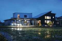 オシャレ・快適・低燃費 ZEH仕様のデザイン住宅