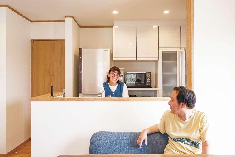 興友ハウス【二世帯住宅、趣味、間取り】明るく風通しの良いLDK
