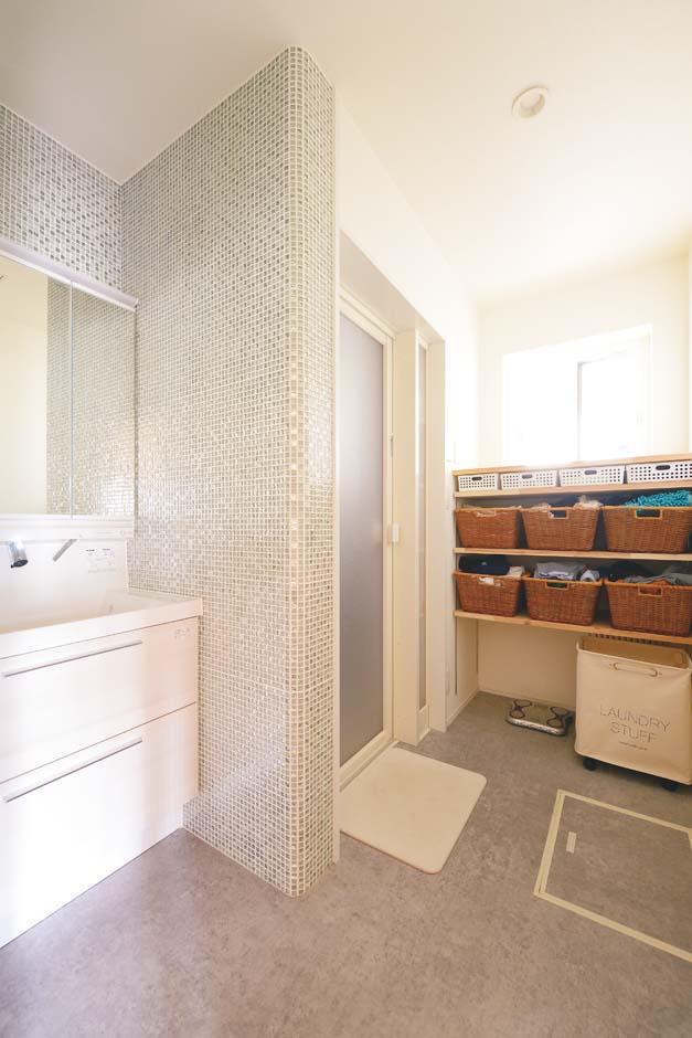 浴室やトイレは、介護に便利なバリアフリーに
