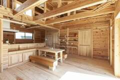 1,000万円で叶えたオール自然素材の平屋建て