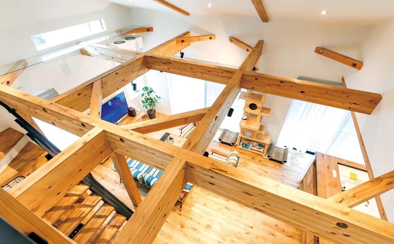 木造でも鉄骨造でも 最高レベルの「耐震等級3」を目指したい