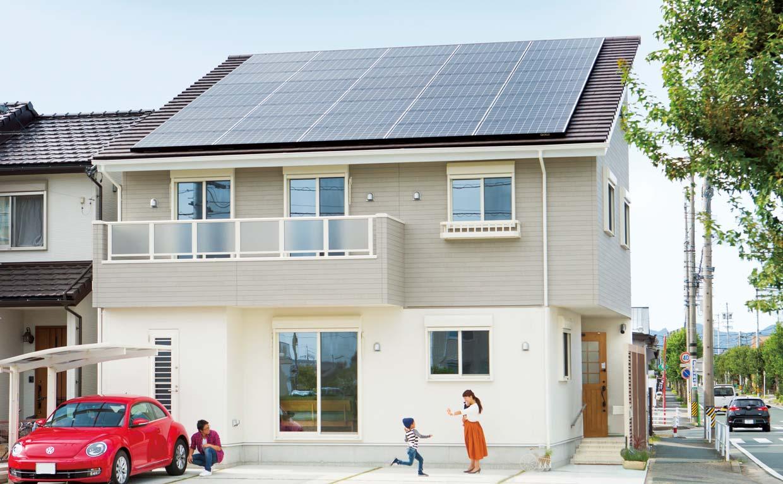 必要性が高まっている停電対策には 太陽光発電+蓄電池で不安を解消