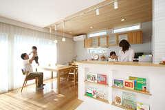 高断熱性能&家事ラク動線で人にも家計にもやさしい家