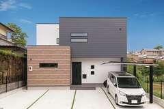 憧れの建築家住宅を無理のない価格で実現!