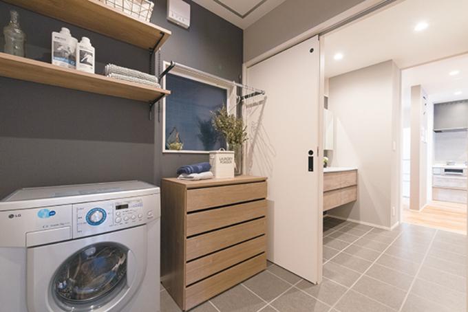 『ユニバーサルホーム』の床は 1階全面床暖房が標準仕様