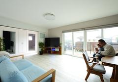 大家族が仲良く暮らす、快適性能の二世帯住宅