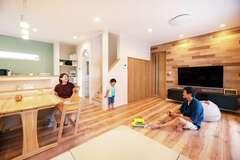 家賃並みの返済で完全自由設計 新築後もゆとりある暮らしを