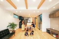 想像以上の快適&広々空間 今も未来もゆとりの暮らし