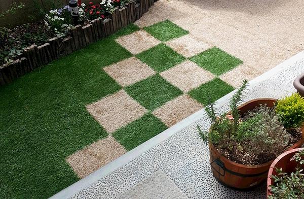丸幸の人工芝のイメージ
