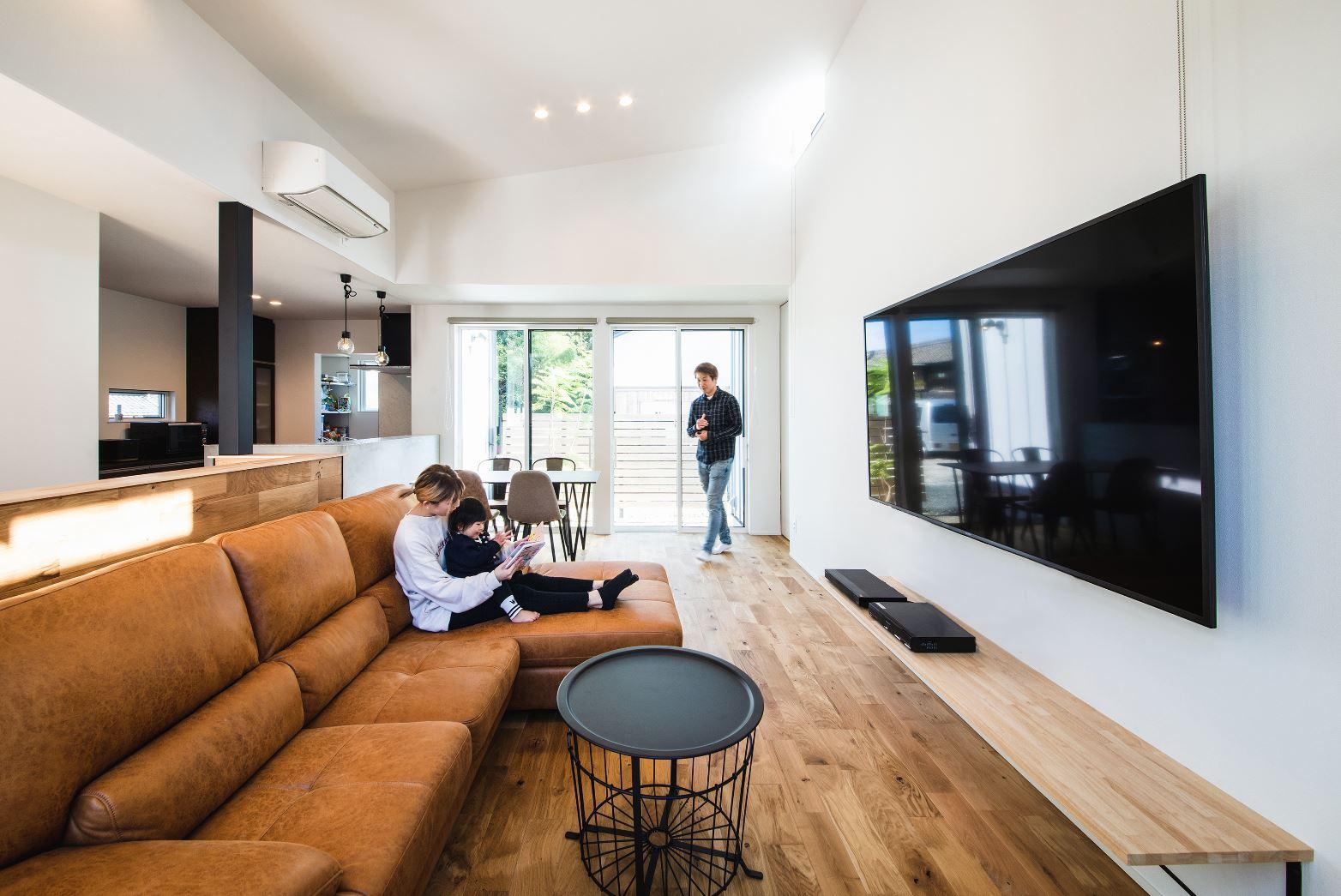 S.CONNECT(エスコネクト)【デザイン住宅、建築家、平屋】内装やインテリアのコーディネートは、エスコネクトのコーディネーターさんが提案してくれた候補の中からチョイスした