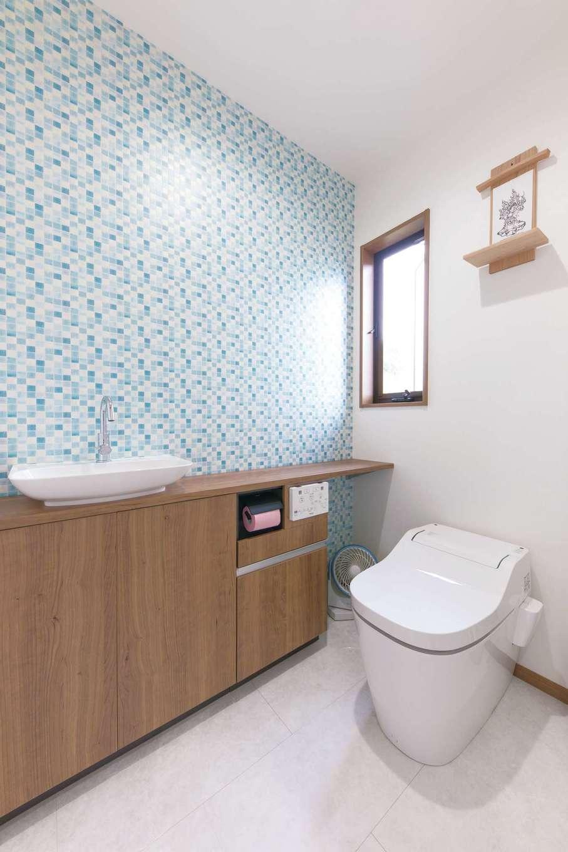 橋本組 ~つむぐ家~【和風、省エネ、ペット】トイレは車椅子での利用も想定