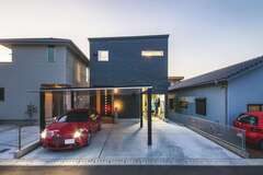 ずっと快適に暮らせる 高性能で低燃費なZEH住宅