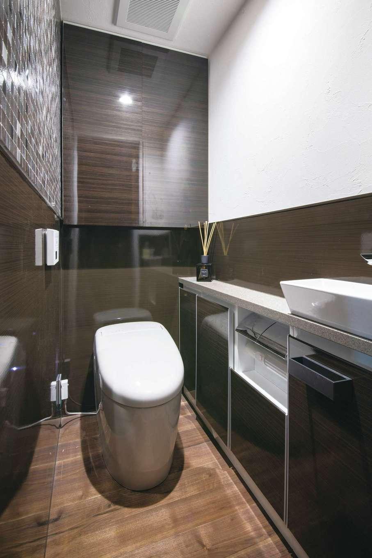 CLASSICA HOME/クラシカホーム|ホテルライクなレストルーム。デザインとお手入れのしやすさを両立