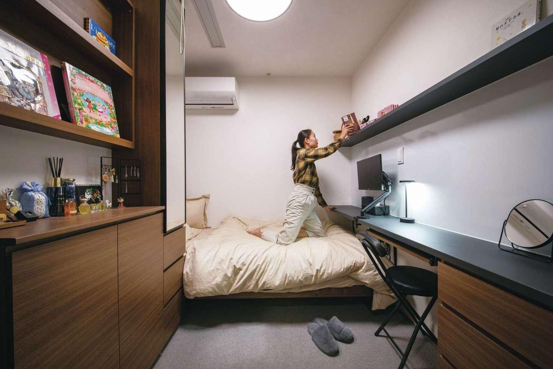 CLASSICA HOME/クラシカホーム|主寝室を2つの子ども部屋にセパレート