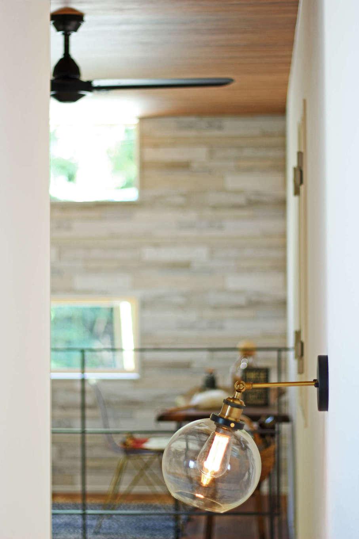 illi-to design 鳥居建設21【デザイン住宅、省エネ、間取り】照明にもとことんこだわって、暮らしに潤いをもたらす