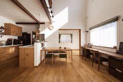 調湿+高気密高断熱の家で健康・快適な暮らしを実現