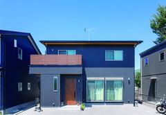 きれいな空気でのびのび暮らす 漆喰が調湿する家