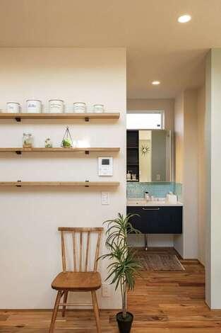 デザインのよさは暮らしよさ 思い通りの空間づくりが可能