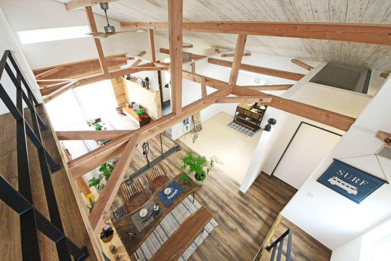 illi-to design 鳥居建設21【デザイン住宅、省エネ、間取り】ほかのどこにもない、世界でたったひとつのデザイン住宅を手に入れることができた