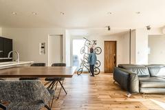 シンプル&スタイリッシュな暮らしを実現する家