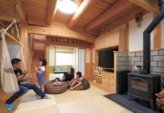 自由設計×伝統工法で建てる 子どもが健やかに育つ木の家