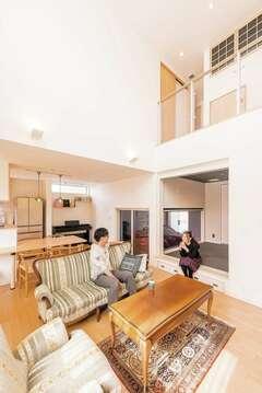 念願のガレージと住みやすさを叶えた全館空調の家