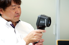 サーモカメラ