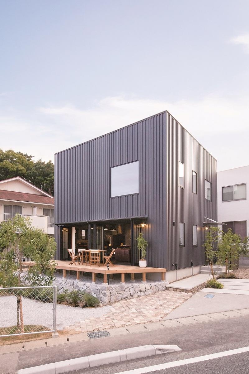 見学受付中 新モデルハウスzero Cube Ware House 20171205