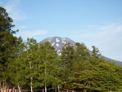 Mt.Youtei-village