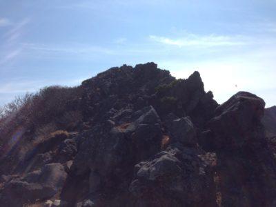 羊蹄山10