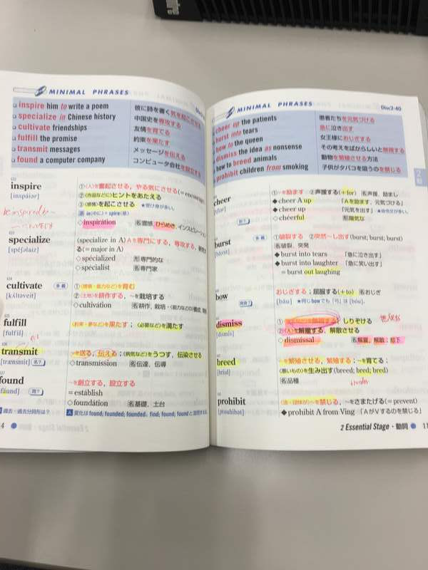 システム英単語の使い方