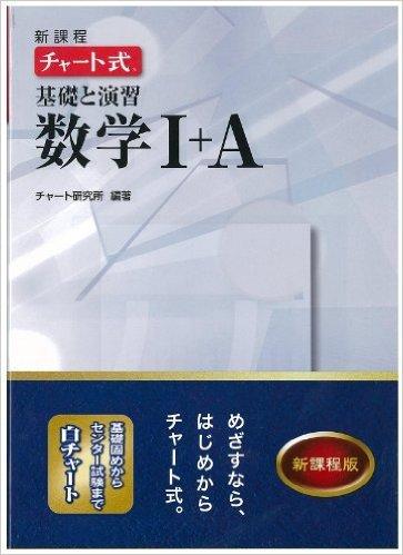 白チャート数学IA