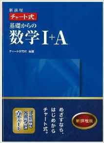青チャート 数学IA